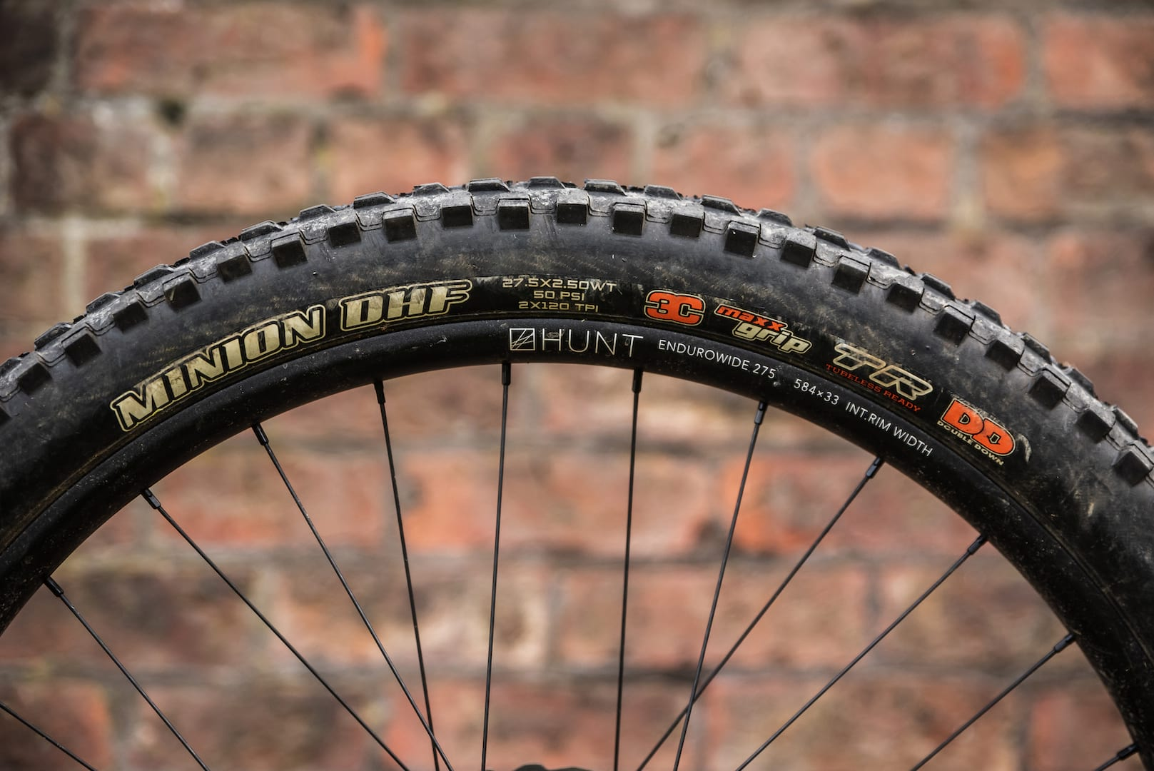 maxxis minion dhf doubledefence