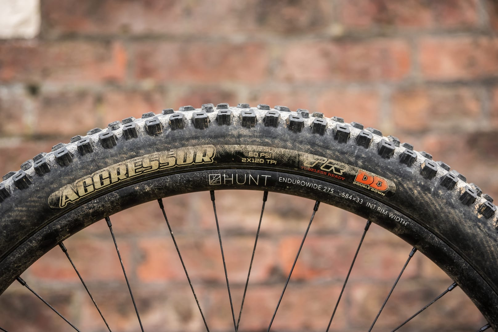 maxxis aggressor doubledefence
