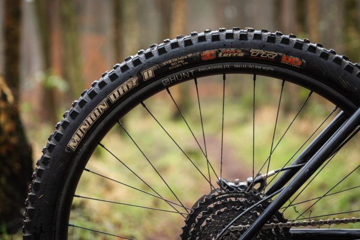 maxxis minion dhr II doubledefence