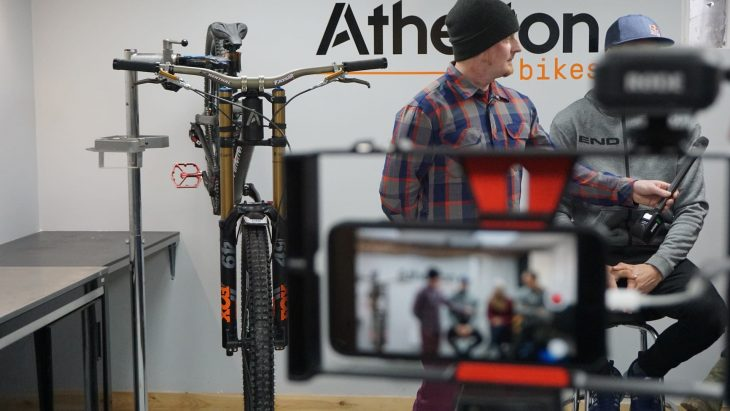 Atherton Bikes interview