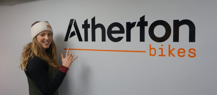 atherton bikes exclusive interview