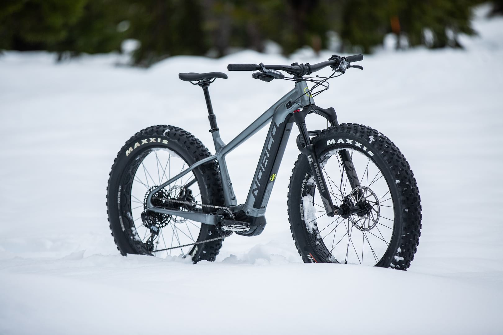 norco bigfoot vlt e-mtb snow