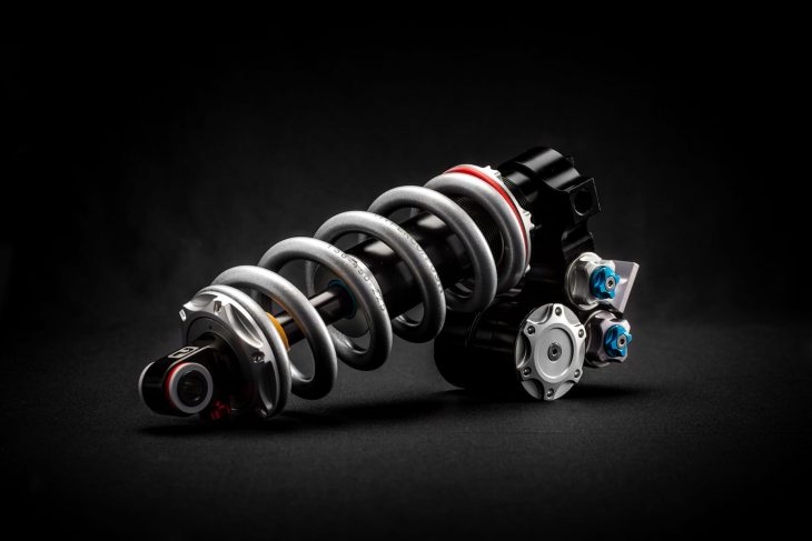 push elevensix rear shock coil