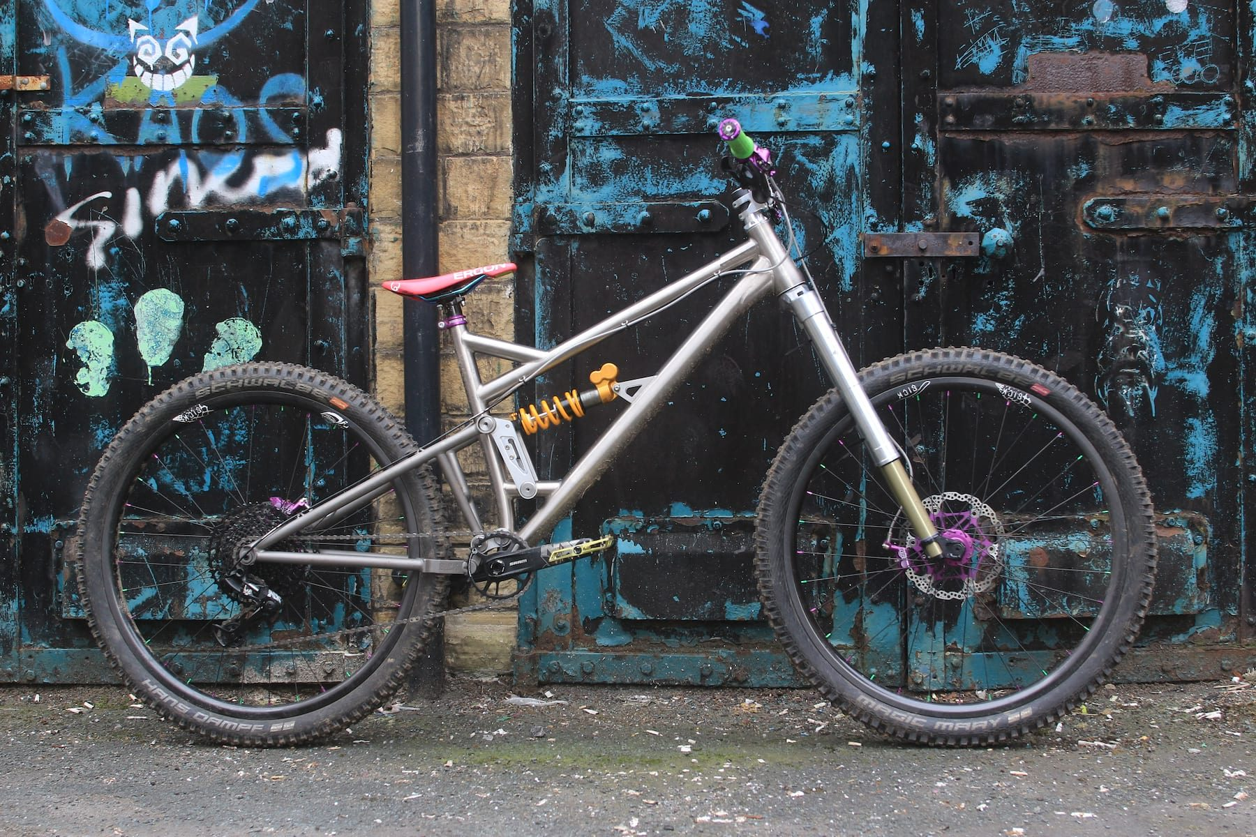 Sick Bike DFA Titanium