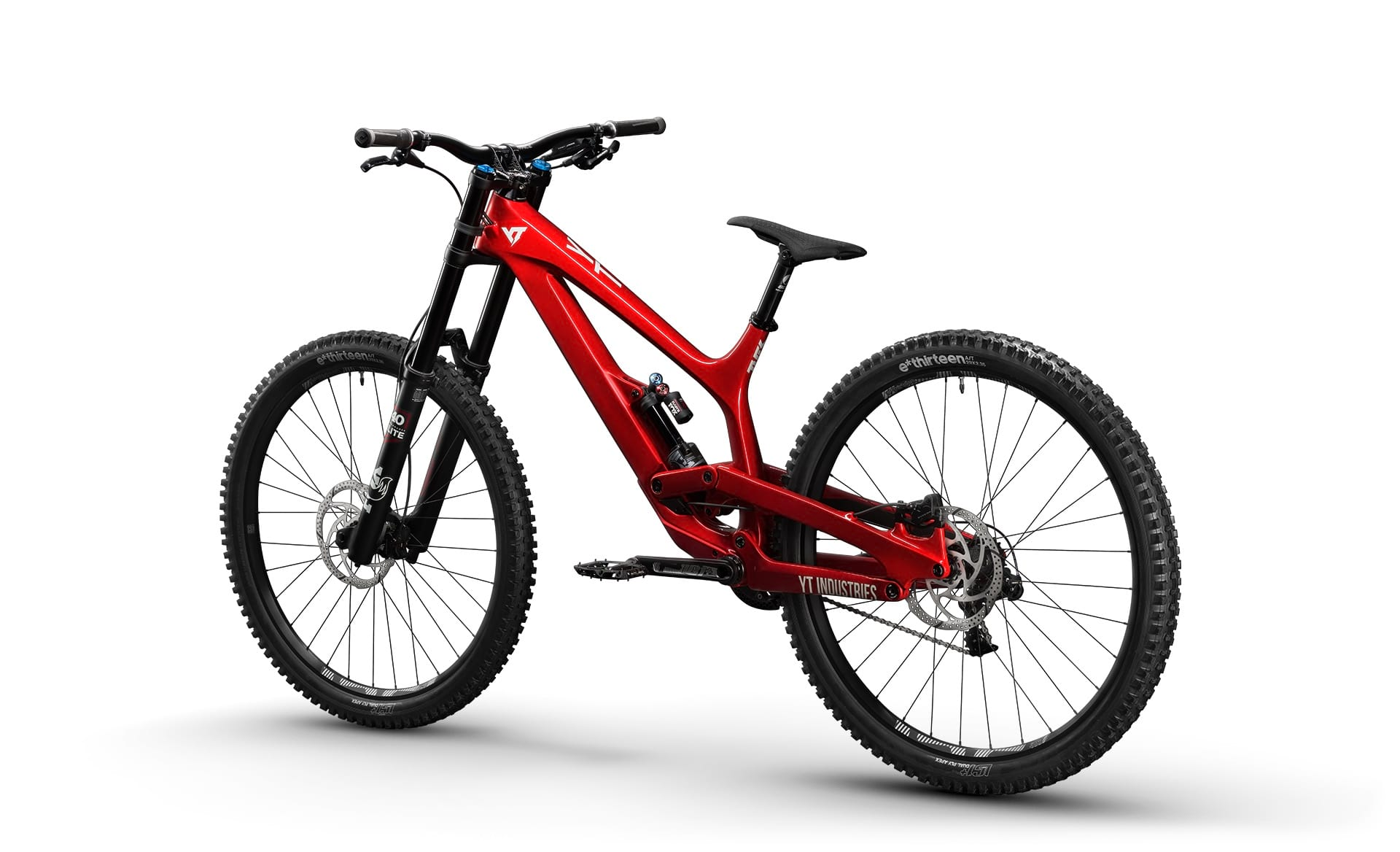 6eaab94716e YT Launches Tues 29er downhill bike but only for tall and ...