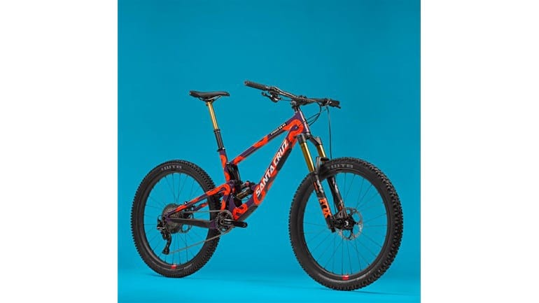 Win A Santa Cruz Bronson, Help Overcome MS - Only £5 To Enter