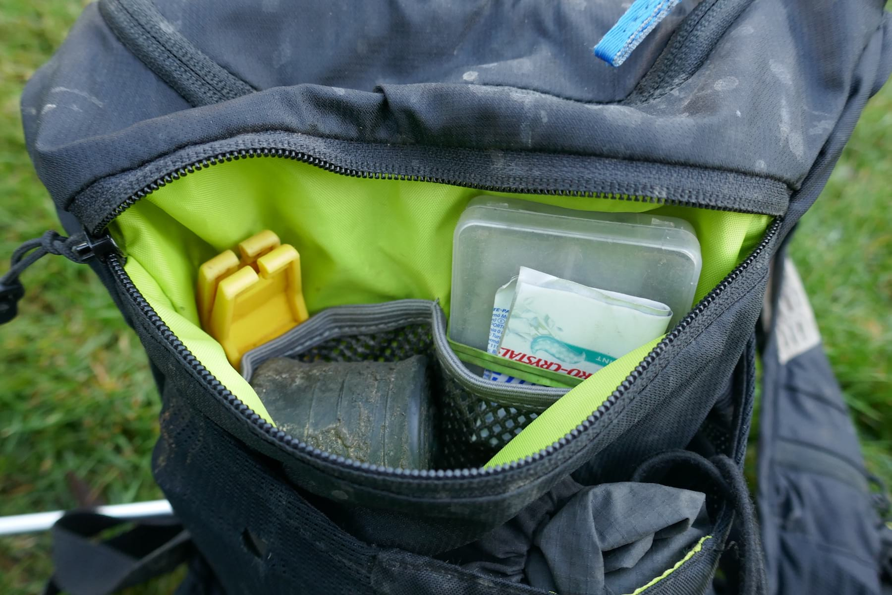 Review: The Camelbak Chase Bike Vest is a hydration pack for