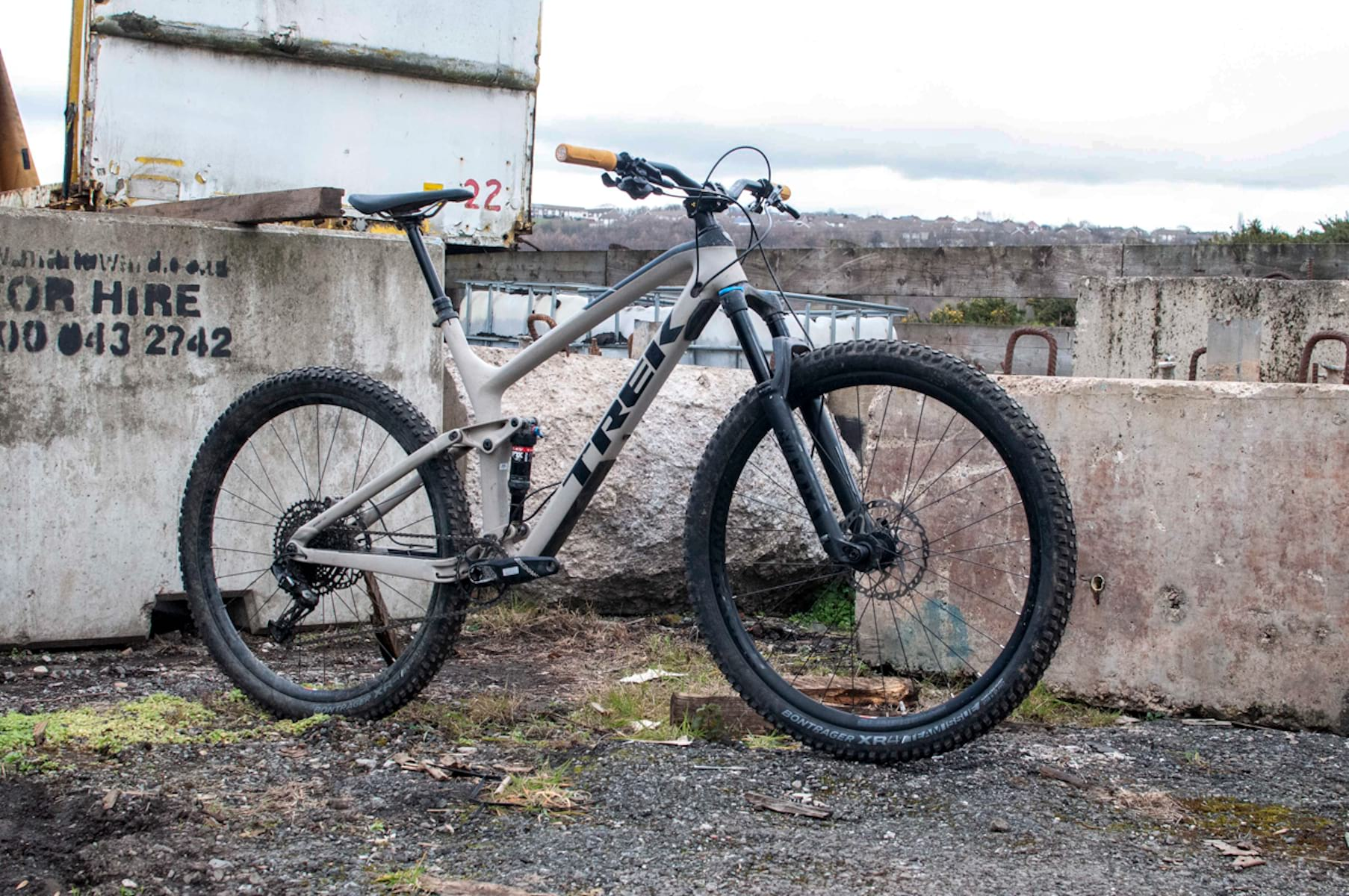 46ff8fbc11e Review | The 2019 Trek Fuel EX 9.7 is a tech-heavy trail bike that ...