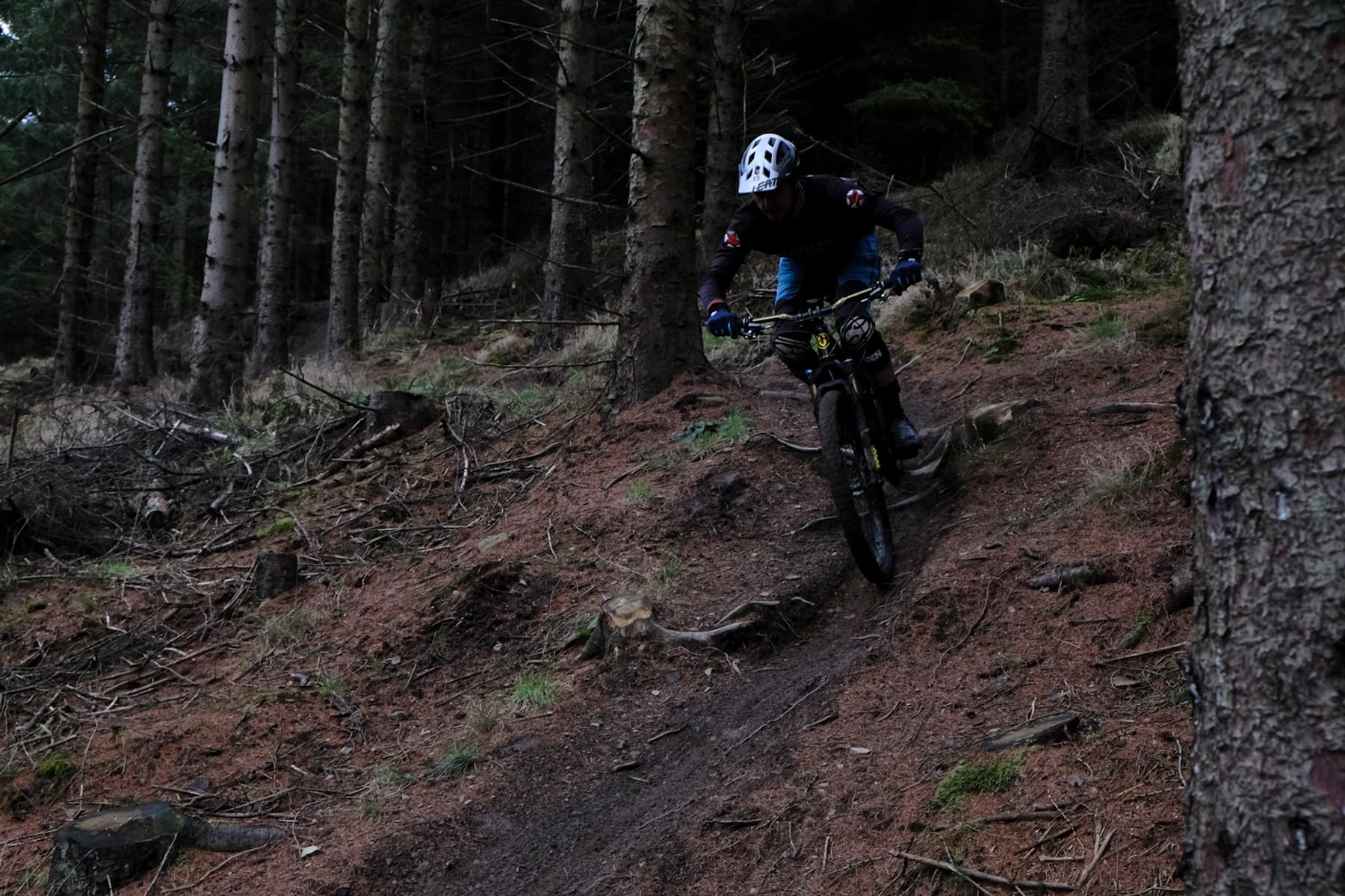 singletrack magazine issue 124 filth camp