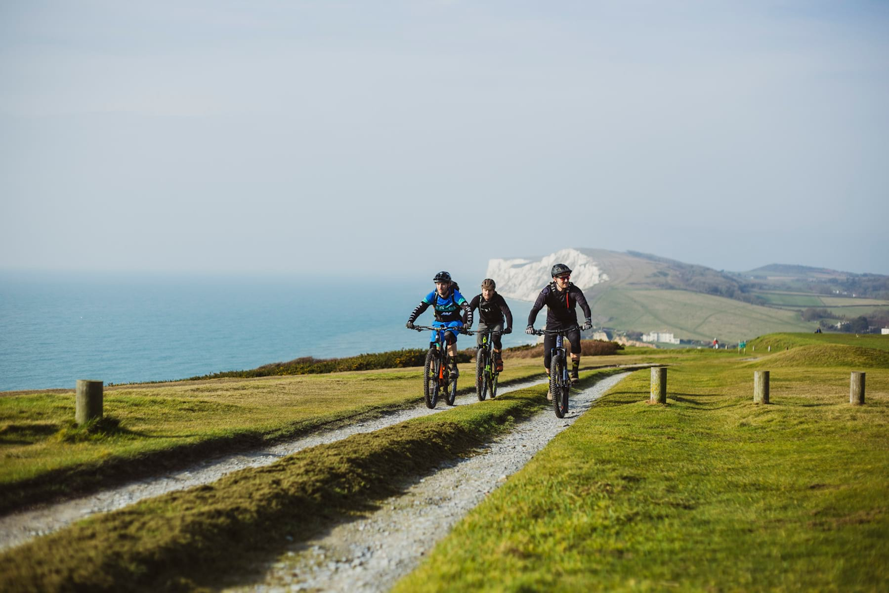 singletrack 124 classic ride isle of wight