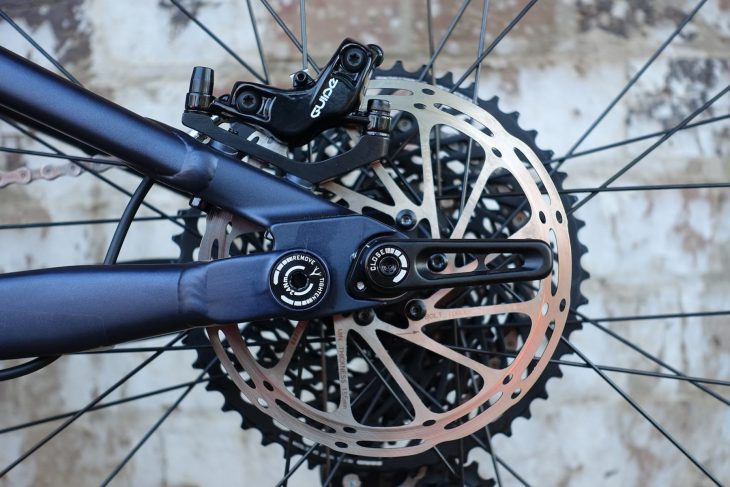 whyte s-120 guide rs brake disc rotor