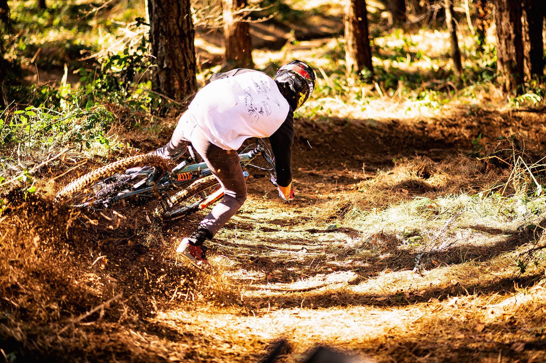 Commencal Fire up this miserable Monday morning with a second Slice Of Ariegeoise Pie