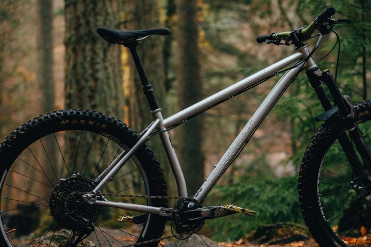 pipedream cycles moxie steel hardtail