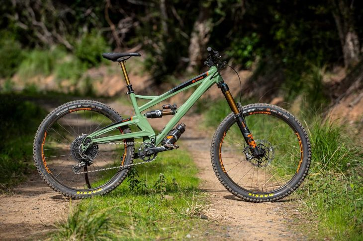 orange bikes, alpine 6, 2020, new orange bike, enduro bike, made in halifax, mtb, bike, punta ala, bike launch,