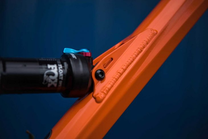 2020 orange five, new bike launch, made in halifax, made in uk, mtb, mountain bike