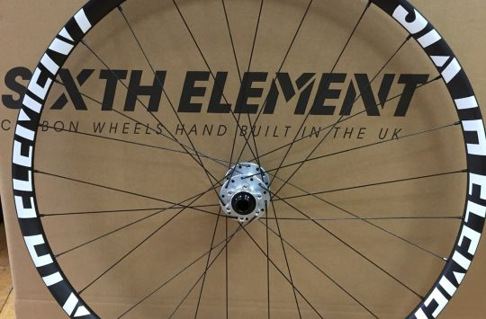 Sixth Element Wheels British Cycling
