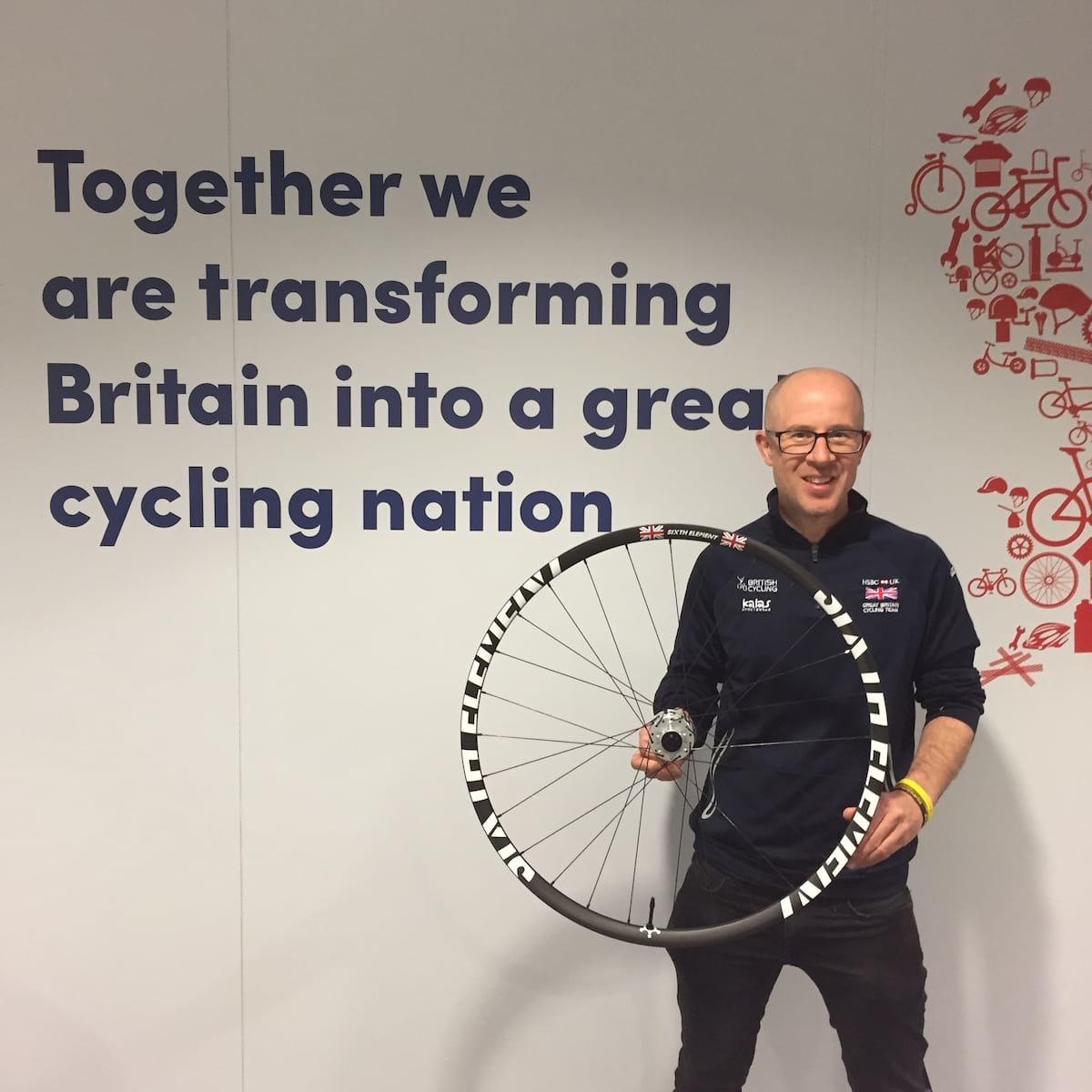 Sixth Element To Supply British Olympic Tokyo 2020 Team