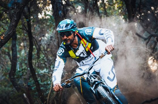 forestal bike cedric gracia