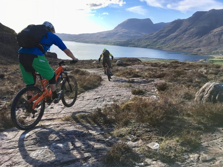 Tuesday Treats: What's it like on a guided MTB tour with Tom Hutton MTB Guiding?