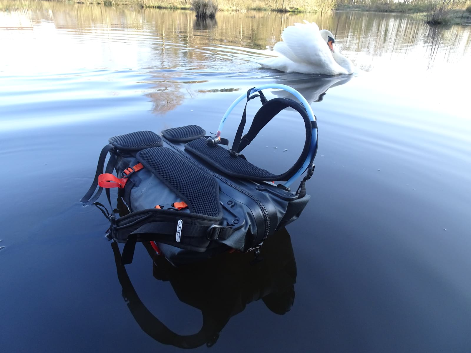 Ortlieb Atrack BP pack Waterproof