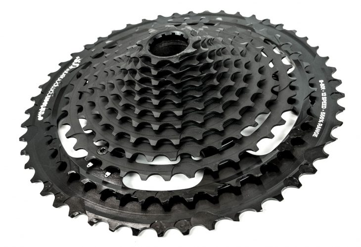 e*thirteen cassette 12-speed 1x12 e13