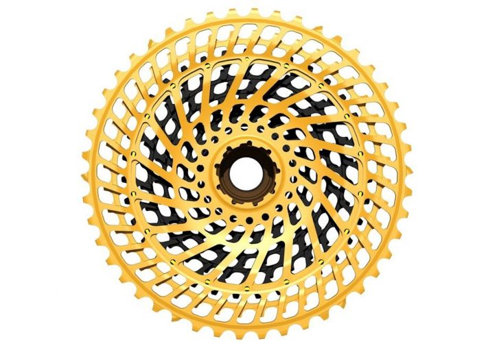 general lee leonoardi racing cassette 12-speed