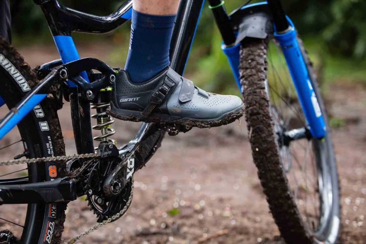 giant bicycles shoes line clip in shoe