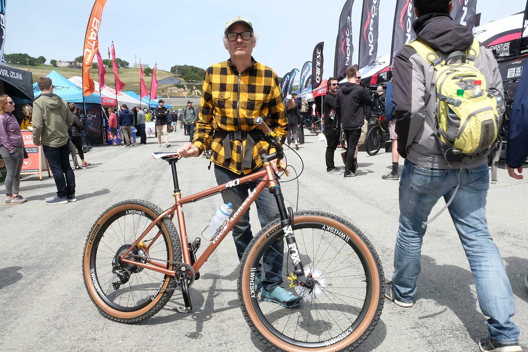 sea otter classic 2019, new products, paul sadoff, rock lobster