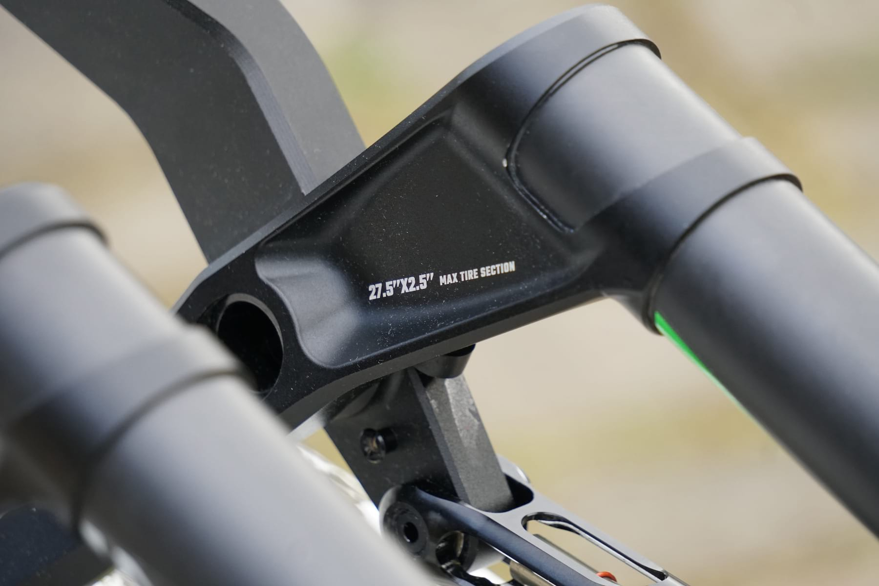 motion ride e18 linkage fork unboxing video