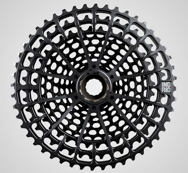 ingrid 12-speed cassette