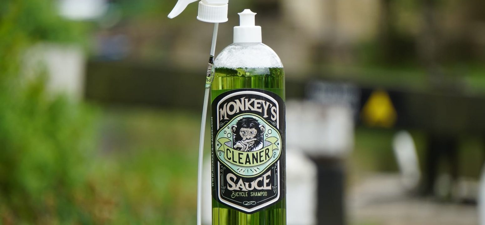 Monkey Sauce Bicycle Shampoo