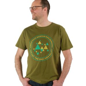 singletrack hills and hills t-shirt
