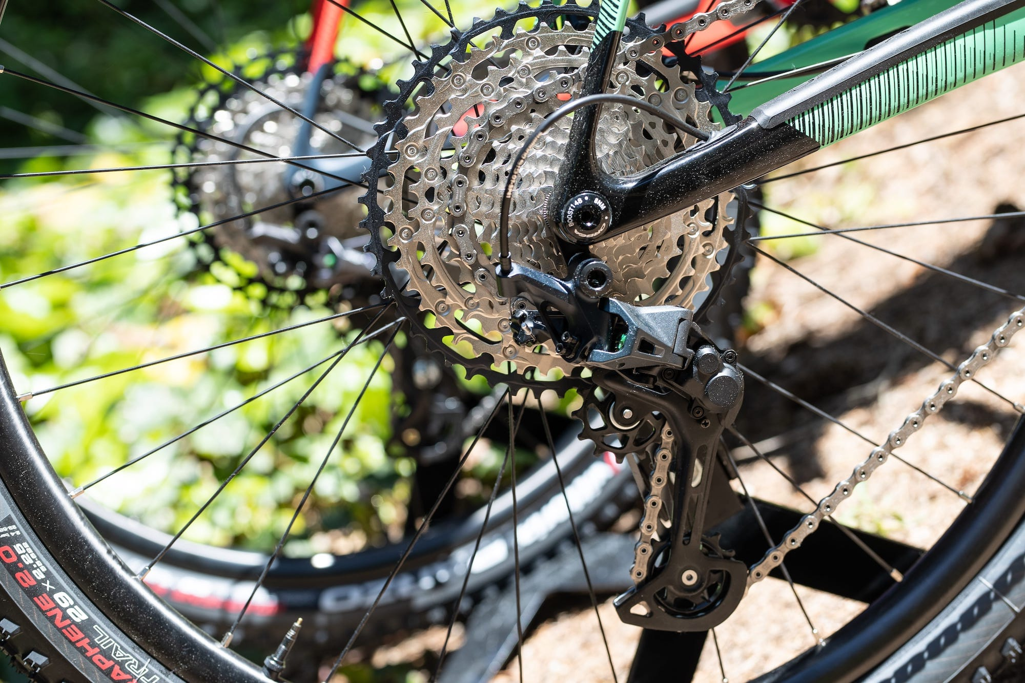 Shimano Releases 12-Speed Deore XT M8100 & SLX M7100 Groupsets