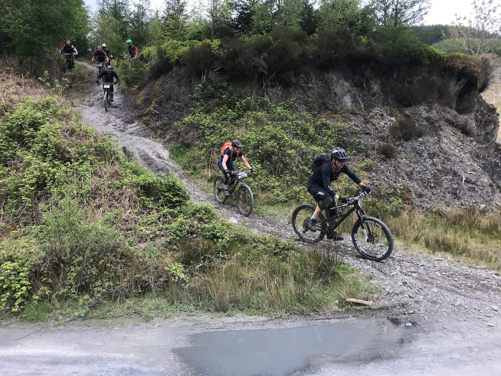 dyfi enduro 2019, world cup