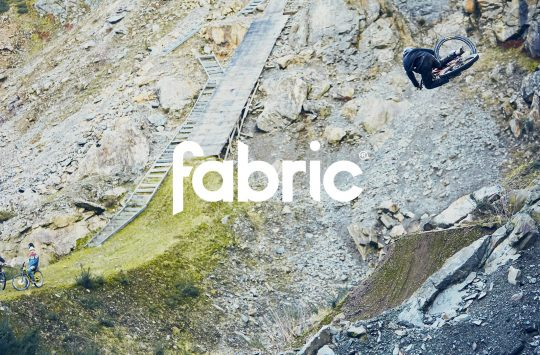 Video: Fabric x 50to01 at Revolution Bike Park