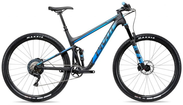 pivot cycles mach 4 sl race xt