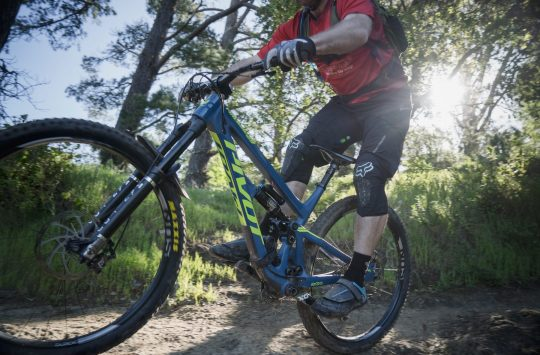 Hayes JUNIT Offers Performance Mountain Bike Components For Kids