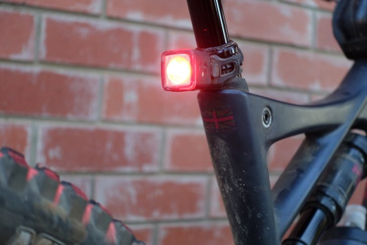 bontrager ember light tail rear led mountain bike accessories