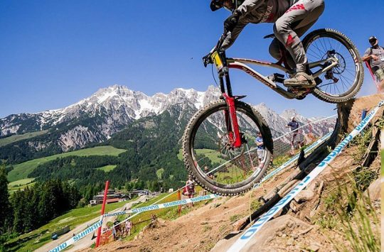 2019 Leogang DH WC