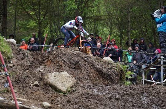 mud fort william world cup 2019 woods