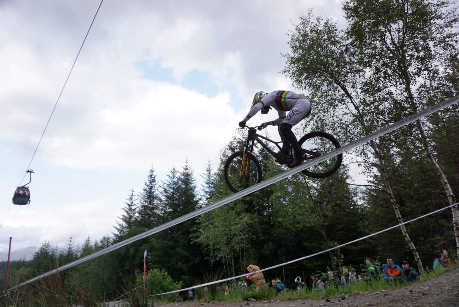 loic bruni 2019 fort william world cup