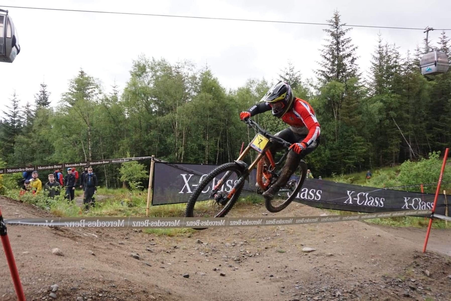 matt walker saracen myst 2019 fort william world cup
