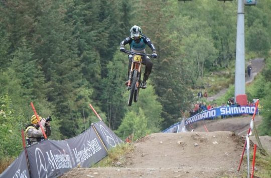 danny hart fort william world cup