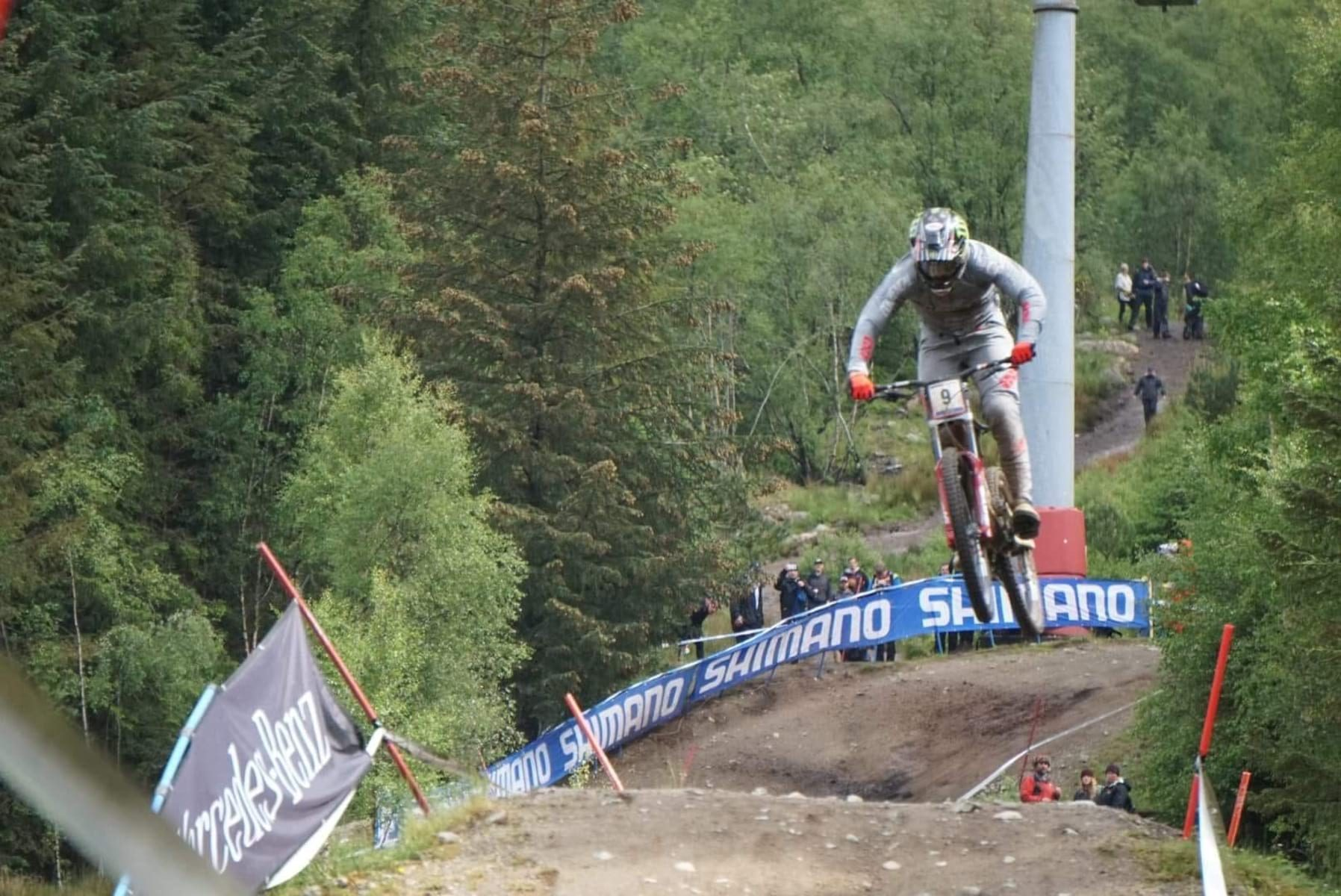 amaury pierron fort william world cup fort william elite mens results