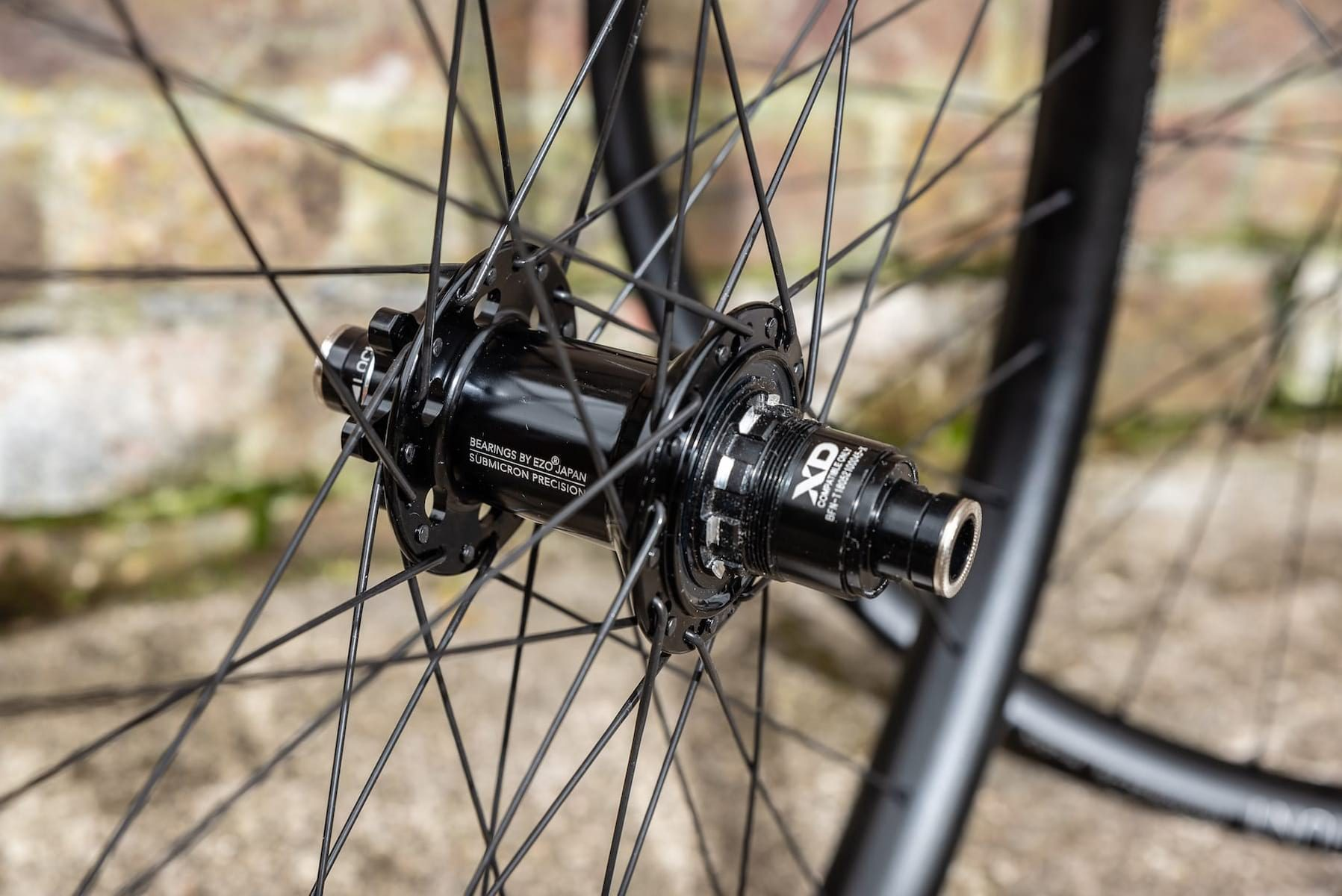 hunt enduro wheels sram xd freehub body