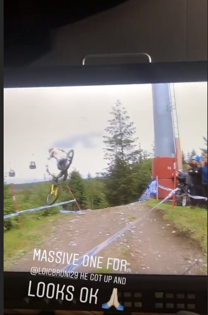 loic bruni carsh fort william 2019