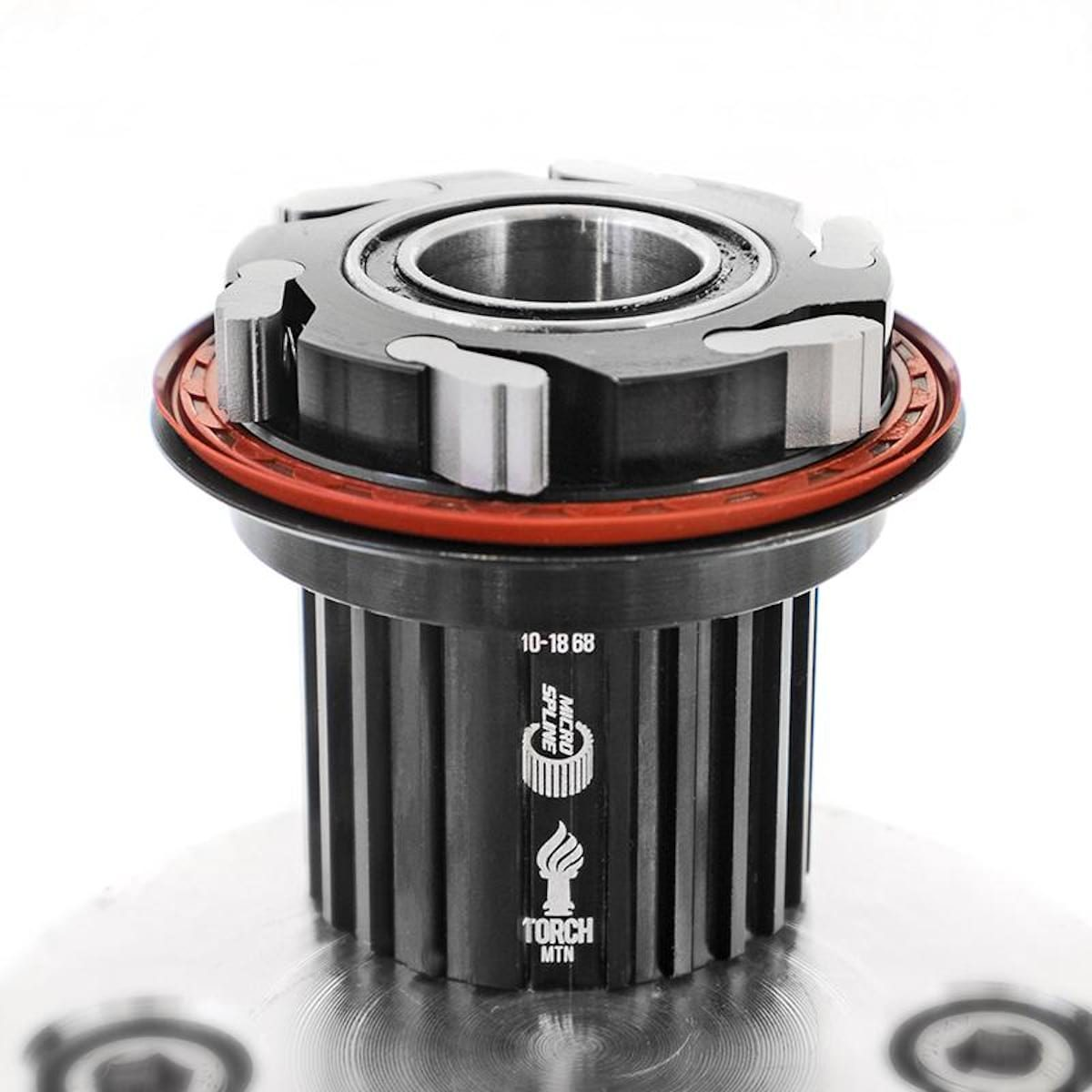 industry nine torch micro spline freehub