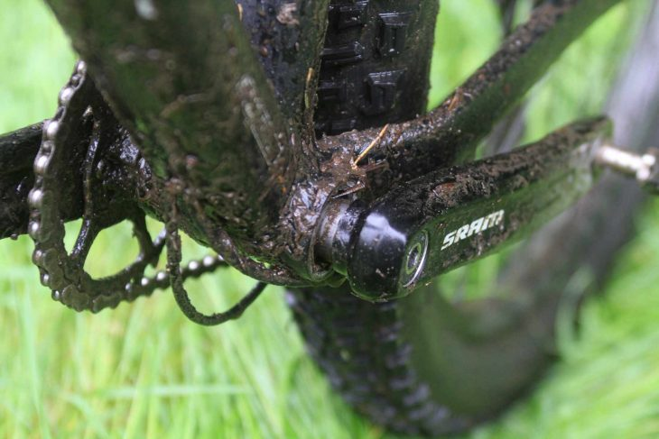 sram sx eagle crank bottom bracket threaded
