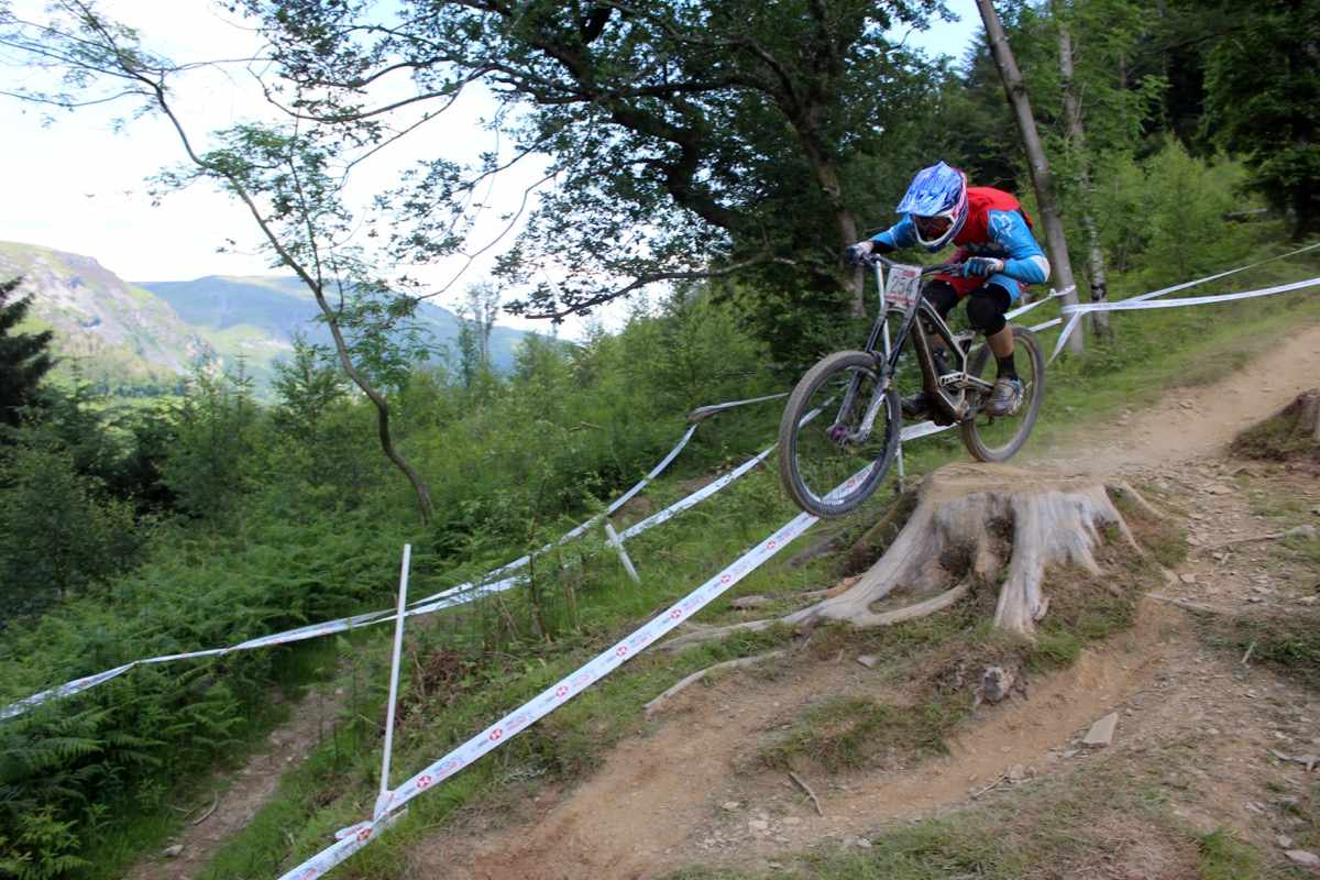 Downhill George Thompson