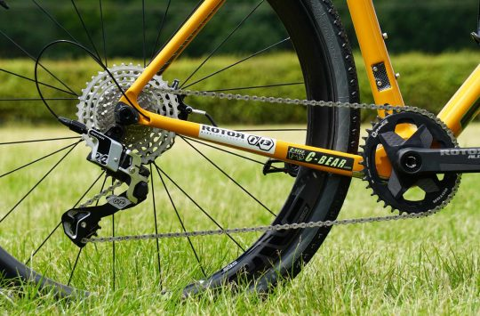 rotor 13 speed drivetrain